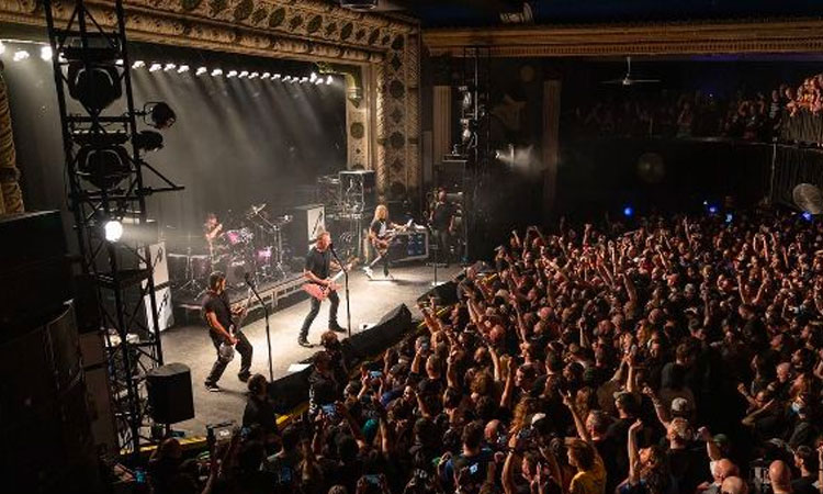 Metallica - Chicago 2021