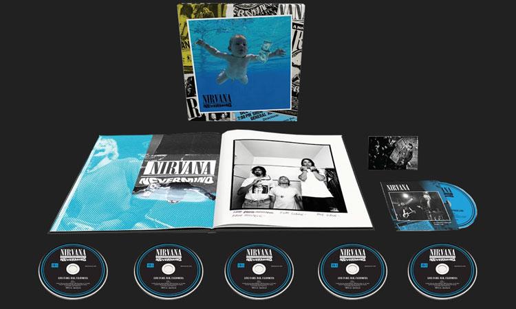 Nirvana - Nevermind: 30th Anniversary Edition