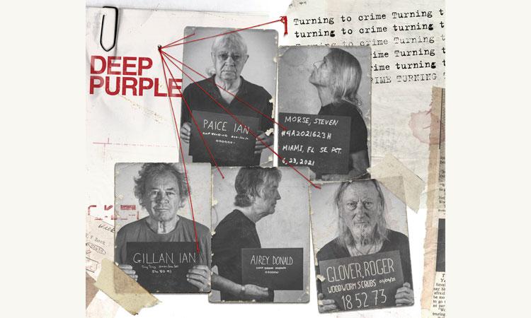 Deep Purple - Turning to Crime