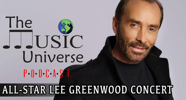 Lee Greenwood All-Star Tribute