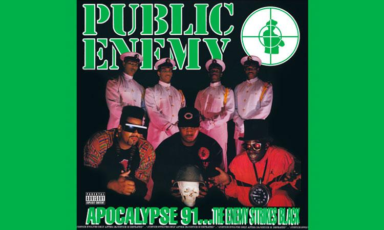 Public Enemy - Apocalypse 91… The Enemy Strikes Black