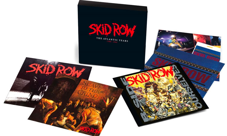 Skid Row - The Atlantic Years 1989 - 1996