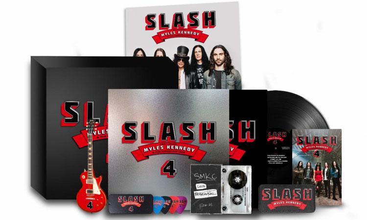 Slash ft Myles Kennedy & The Conspirators - 4