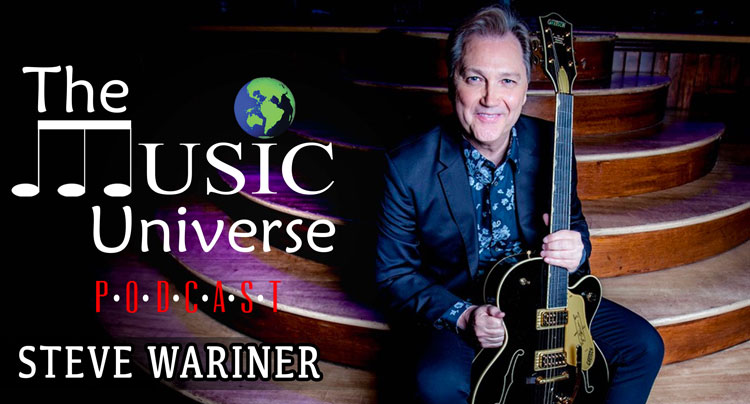 Steve Wariner on The Music Universe Podcast