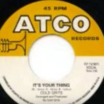Cold Grits ‎– It's Your Thing