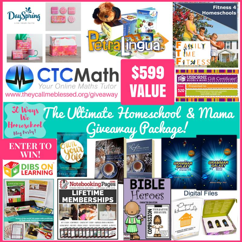 ultimate-homeschool-mama-package