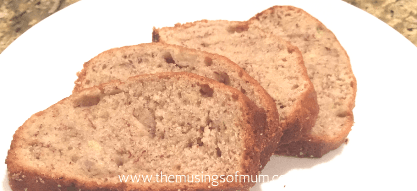 Simply Tasty Banana Bread