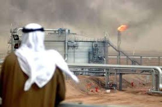 Saudi oil pic