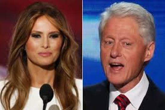 melania-and-bill