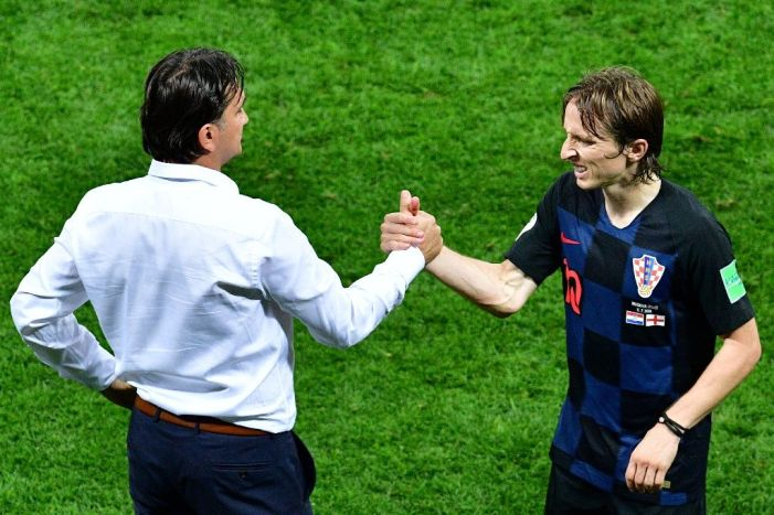 Croatia will be ready for France in World Cup final, says coach Dalic