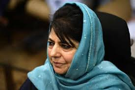 Mehbooba pays rich tributes to martyrs of 1931