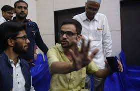 Two men claim responsibility for attack on Umar Khalid