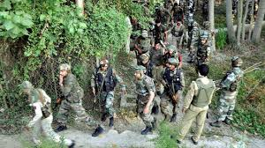 Rafiabad gunfight: Five militants trapped in Dooniwari woods, says DGP vaid