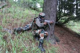 Four militants killed in ongoing Rafiabad gunfight: Army