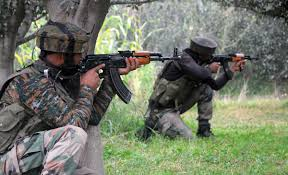 Two Army Soldier Injured Amid Search Operation In Bandipora Forests