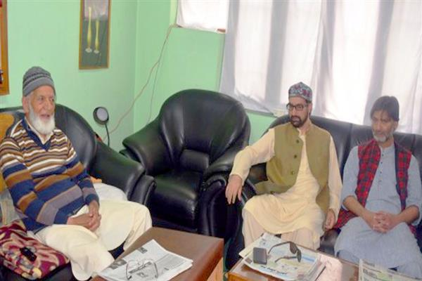 Phase 5th Panchayat polls: JRL calls for shutdown in poll bond areas
