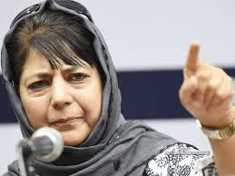 Probe can't bring back lives of innocents, Guv's admin failed in securing civilian lives: Mehbooba