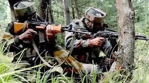 Four militants, Army commando killed in Shopian gunfight
