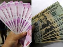 Rupee falls below 73 level against US dollar