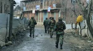Militant killed in gunfight with forces in south Kashmir's Tral