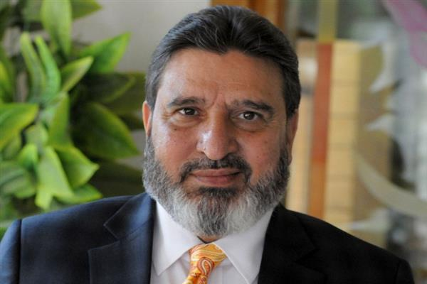 Altaf Bukhari welcomes release of Mehbooba Mufti