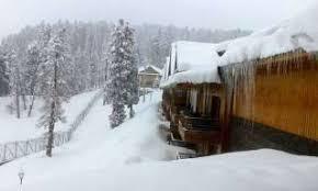 Gulmarg coldest in Kashmir at minus 9.5 degress Celsius