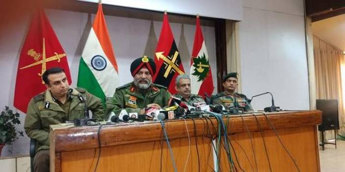 """""""Anyone Who Picks Up A Gun In Kashmir Will Be Eliminated"""": Army"""