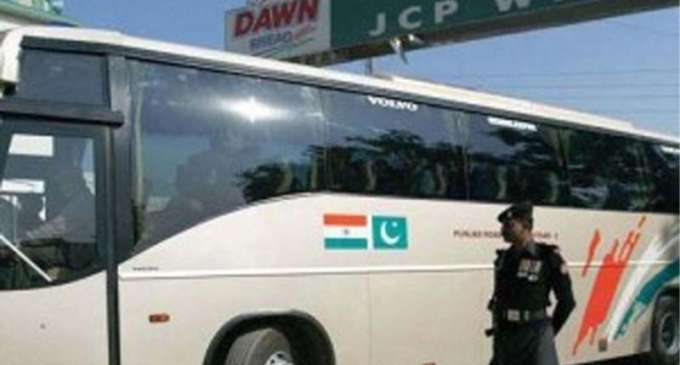 Pulwama attack fallout: India suspends Srinagar-Muzaffarabad bus service