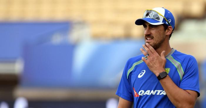 Starc out of India tour with 'substantial' muscle tear