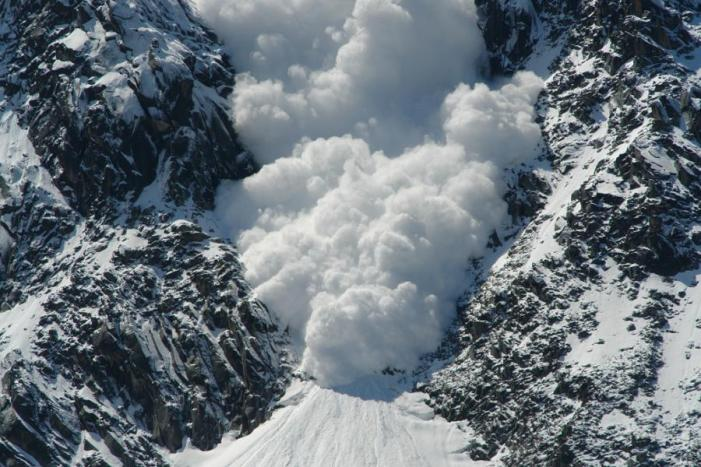 Div Com issues fresh avalanche warning
