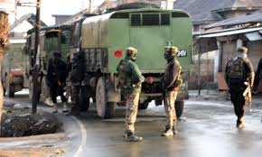 DIG South Kashmir wounded in ongoing Pulwama gunfight