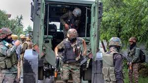 Search operations launched at Rohama Pulwama