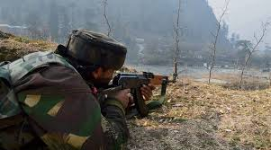 Gunfight rages in Sopore village