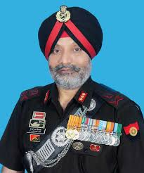 Lt Gen Dhillon takes over as 48th Corps Commander of Army's Srinagar-based 15 Corps
