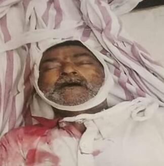 Srinagar police seeks help to identify male dead body