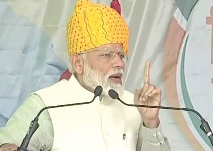 Opposition trying to remove me; I am trying to remove terrorism, poverty: PM Modi