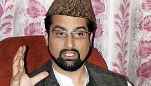 Mirwaiz condemns arrest spree in Pulwama, Shopian