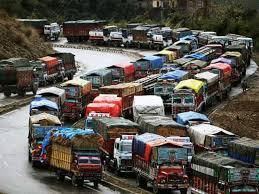 Landslide Blocks Kashmir Highway As Snow, Rains Lash Parts Of J&K
