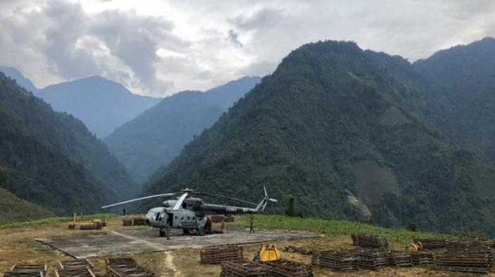 Black box of Mi-17 chopper that crashed in Srinagar, goes missing