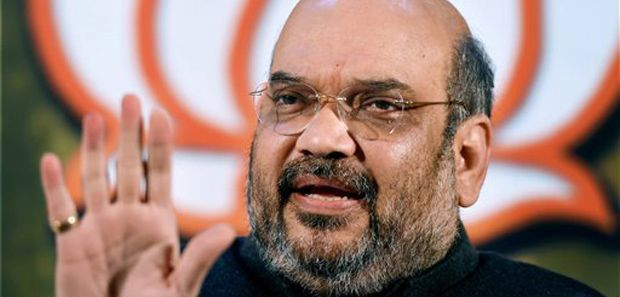 Amit Shah on two-day Kashmir visit from June 26