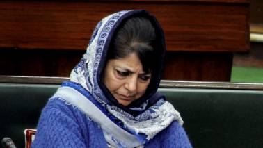 Mehbooba grieved over Kishtwar road accident