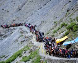 Registration for Amarnath Yatra commenced on April 1