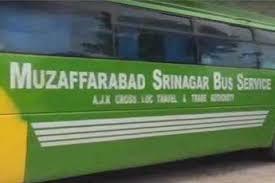 Karvan-e-Aman bus between Srinagar-PaK resumes