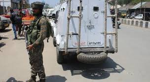 Search operation launched in Batmaloo area of Srinagar