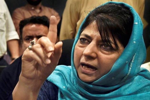 IR against lawyer of Kathua rape victim baseless, a pressure tactic: Mehbooba
