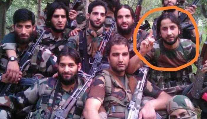 Lateef Tiger, last member of Burhan group, among three militants killed in Shopian gunfight