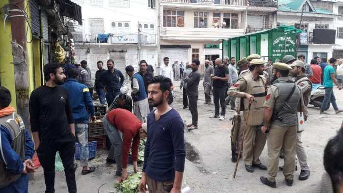 Curfew relaxed in Bhaderwah town
