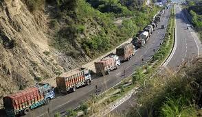 Kashmir highway closed after fresh landslides