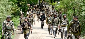 North Kashmir: Forces lay siege to Sopore village