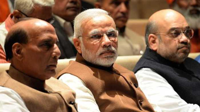 Modi, Shah salute people who resisted emergency